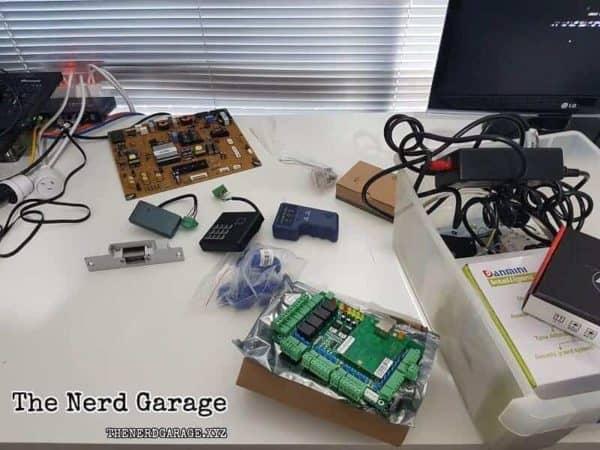 RFID items